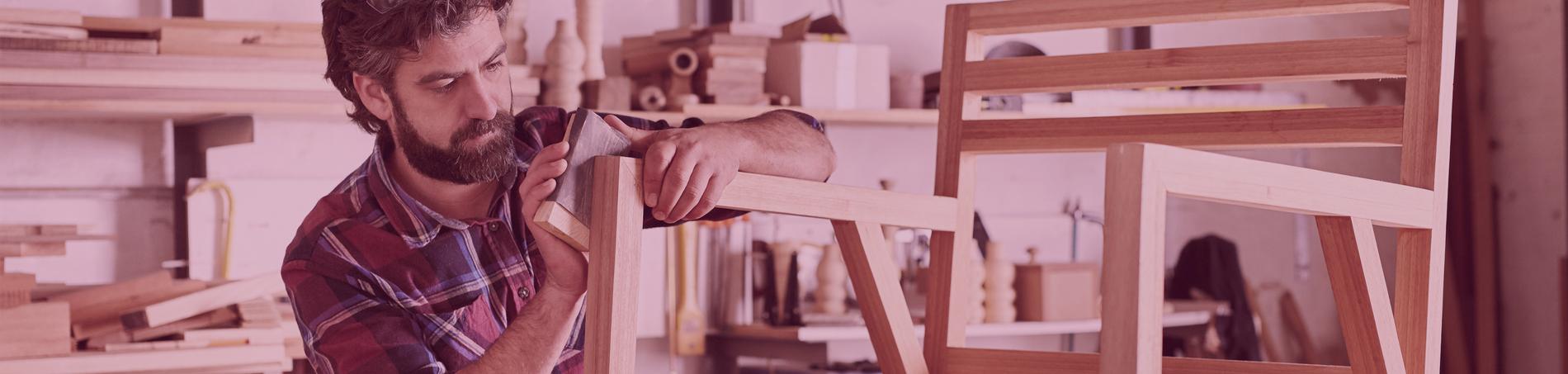 Furniture design course classes run daily during the for Furniture design course